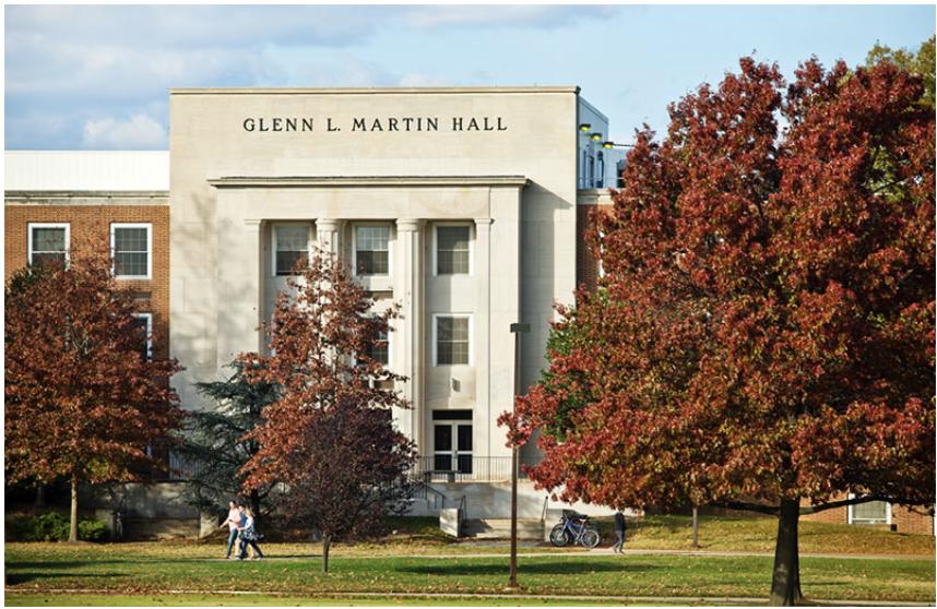 Glenn Martin Hall image